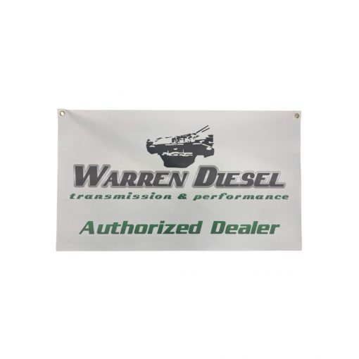 Warren Diesel Shop banner