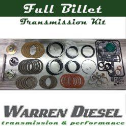 Full Billet Transmission Kit