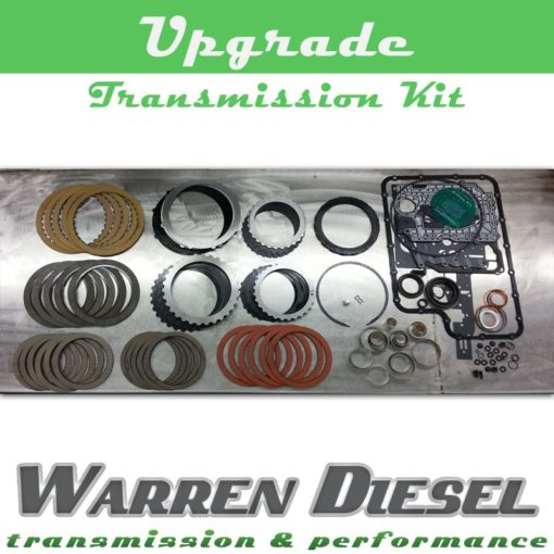 Upgrade Transmission Kit