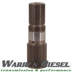 GM Duramax Allison 1000 4X4 Output Shaft 2011-On