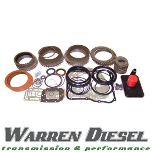GM Duramax Allison 1000 Xtreme Transmission Rebuild Kit (2001-2005)