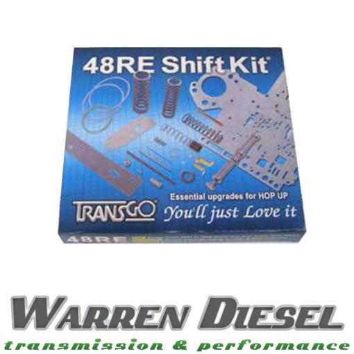 48RE HO Diesel & V10 TRANSGO Shift Kit