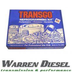 TCS TRANSGO Reprogramming Kit for 45RFE, 545RFE, 68RFE