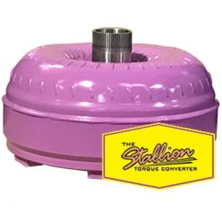 Stallion Torque Converter for Power Stroke 6R140