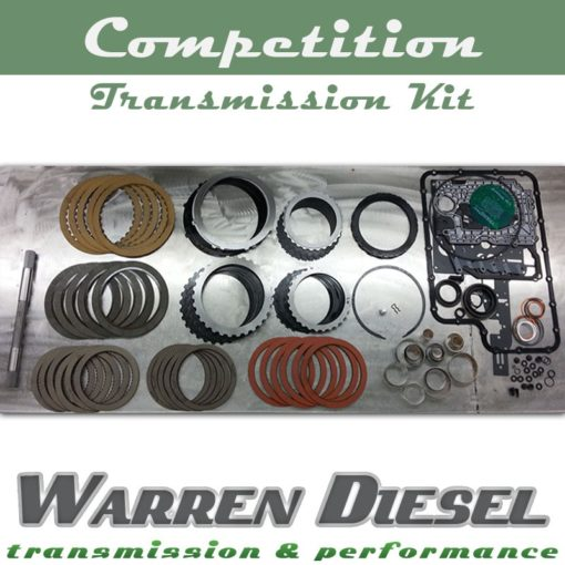 6R140 Competition Transmission Kit