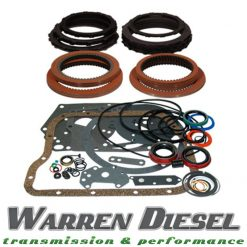 TCS Racing Master Overhaul Rebuild Kit for A618 47RE 1994-2002