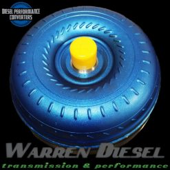 Dodge Super Single Disc Torque Converter