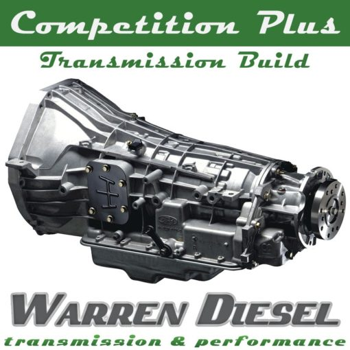 Competition Plus Transmission Build