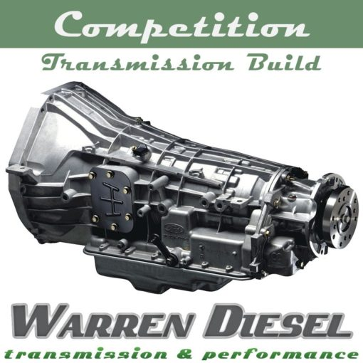 Competition Transmission Build
