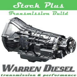 Stock Plus Transmission Build